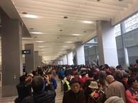 機捷A1站試乘爆量民怨「等太久」 桃捷籲:從其他站上車