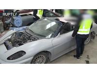 歐洲山寨超跑狂爆了! 豐田改裝成法拉利賣百萬元