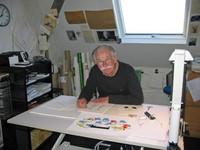 「米飛兔之父」布魯納睡夢中辭世 享壽89歲