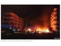 快訊/書記官3歲兒亡!土耳其「18歲男汽車炸彈攻擊」1死17傷