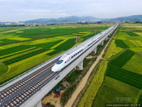 大陸「實踐十三號」4月升空 高鐵網路未來可全覆蓋