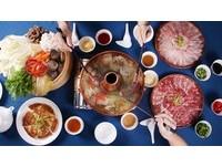 抓住冬天的尾巴 台南晶英酒店推出酸菜白肉鍋