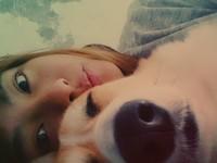 愛犬走後的208天...女孩心碎告白:怎麼辦,我還是好想你(圖/網友授權提供)