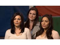 美國女體操選手遭隊醫性侵 3名受害人上電視控訴