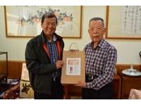 佛光大學傳播系碩士班榜首 90歲「少將學生」葉信康