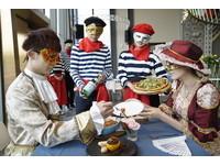 台中也有威尼斯面具節!妃黛方舟3款義大利特色料理