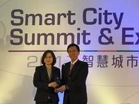 OPEN1999 獲小英總統頒贈智慧城市創新應用獎