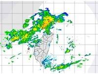 快訊/苗栗以北金馬有雷雨! 「鋒前暖區」好熱飆30度