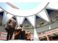 移除蔣公銅像? 中山大學成立「銅像處理委員會」