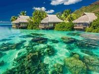 給自己放一個長假!6個免簽證絕美海島 讓你說走就走