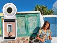 不僅美顏、還修妳腿的分離相機Casio FR100L登場!