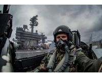 卡爾文森號母艦巡航南海 美軍:與第7艦隊隨時備戰!