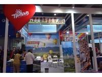 黃健庭前進廣州國際旅展 力邀來台東享受快樂假期