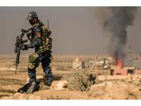 伊拉克安全部隊猛攻IS 4小時奪回摩蘇爾機場控制權