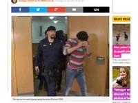 28歲女師狂歡...9難民撿屍輪暴數小時 體內外都有DNA!