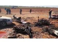 敘利亞1日2起炸彈攻擊 73人死IS坦承犯案