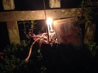 紐約鬥法大會!女巫持蠟燭詛咒川普 基督徒鏡子反彈咒力
