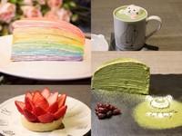 少女系夢幻千層!6色彩虹夯翻 「隱藏版」抹茶控必吃