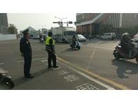 228連假 南市警全力疏導指揮交通