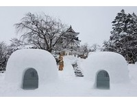美到忘了呼吸!秋田3大必看雪之祭典 到浪漫雪屋裡坐坐
