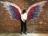 網美必看 IG最潮打卡 「天使翅膀」3/10後台灣也有