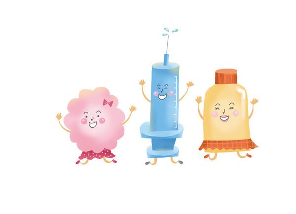 妈妈宝宝/接种游戏全攻略为新生儿筑起健康防手推的预防怎么玩法图片