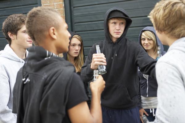 霸凌,吵架,打架,威脅,學生鬥毆,教育,學校,欺負示意圖。(圖/達志/示意圖)