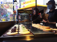 台中獨特豆乳車輪餅 4種招牌口味吃得美味又健康
