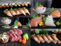 放題的浪漫!50種日本料理吃到飽 超大份握壽司在這裡