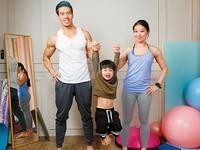 康健雜誌/筋肉媽媽:曾經,我連跳鄭多燕都想哭