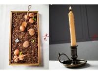 蠟燭是醬料、農園裡藏著海南雞飯!台中超創意新加坡菜