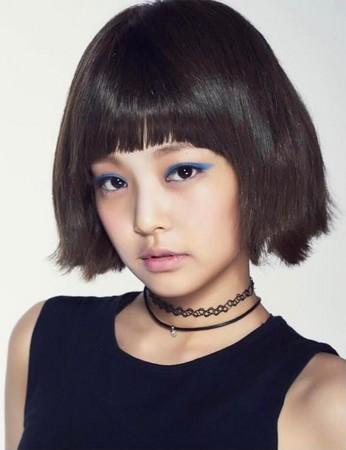blackpink成员「撞脸谢欣颖」 新造型亮相粉丝惊呆了