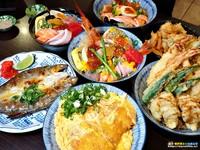 天母日式料理店超澎湃無敵丼飯 旗魚味噌湯免費喝到飽