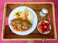 營養師教「鄉村蔬果活力堡」食譜:讓您吃得健康又輕鬆