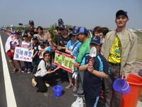 南市星星兒家庭參與植樹活動 連續15年為台灣守護
