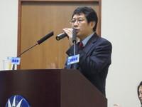 蔣偉寧:學運嚴重失序 校長帶頭罷課需負行政責任