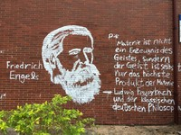 學生「塗鴉」紀念愛因斯坦冥誕 中山大學仍強硬清除