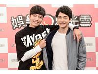 賴東賢&蔣昀霖出席明星鍵盤手