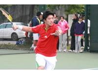 華國網協盃/李欣翰粗曠挺進 二、三種子傷退