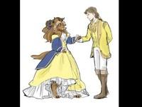 如果野兽是公主?《美女与野兽》性转後剧情更加萌萌哒!