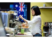 運動中心裡竟有「冠軍咖啡」!澳洲花園裝潢+文創講座