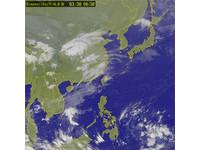 大雨冷風明日到 「清明連假」3天半晴朗前冷後暖
