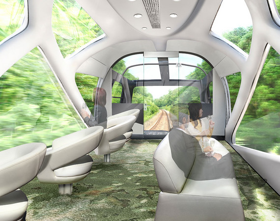 ▲JR獨家「四季島」列車帶旅客們體驗絕佳的日本美景(圖/jreast)