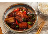 男人廚房快速料理 超下飯「醬燒豬五花」