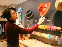 【李佑群老師】品味巴黎工作室 設計獨一無二的帽子
