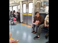 阿婆去台南慌搭錯電車 列車員「最暖心解救」萬人喊肉搜