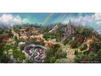 東京迪士尼新建3園區 30米《美女與野獸》城堡現身日本