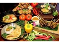 假日不到千元 40道馬來西亞美食讓你吃到飽
