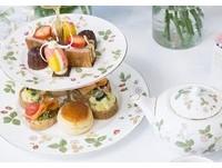 學優雅品味 台北美福與Wedgwood推出英式午茶教學