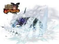 《MHXR》5星冰牙龍凍冰種襲來! 狩獵嘉年華同步登場